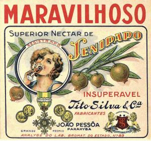 licor jenipapo