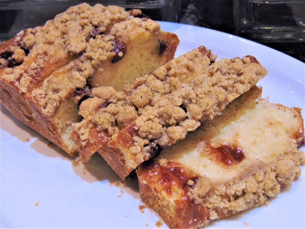 Museu do Açúcar e Doce, bolo cuca